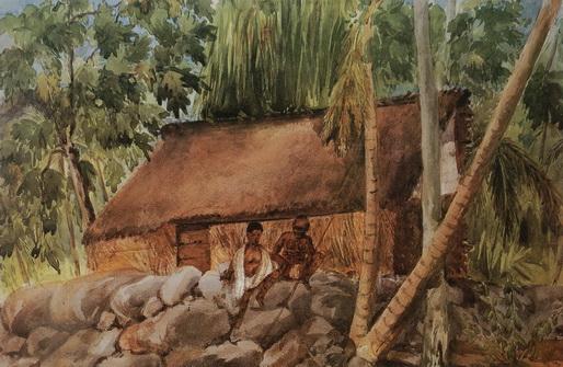 gillotin_indigenes-au-corps-peint-devant-leur-case.1272561056.JPG