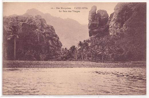 Fatu Hiva, Marquises  1915 520